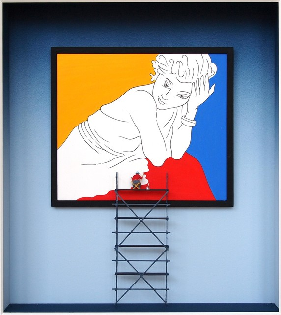 , 'Homage to Matisse (frame) ,' , Plus One Gallery