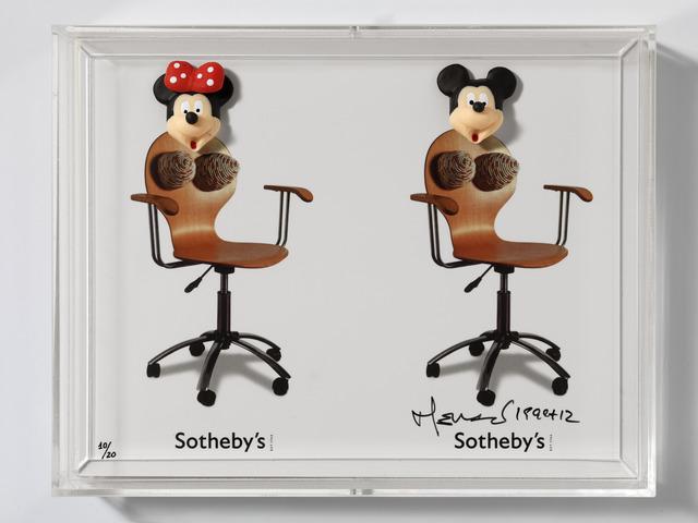 , 'Sotheby's III,' 2011, Polígrafa Obra Gráfica