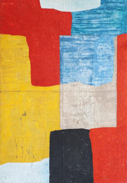, 'S/T,' 2015, Galeria Senda