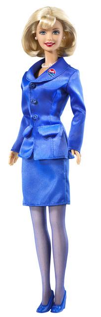 , 'Presidential Candidate Barbie,' 2000, Les Arts Décoratifs