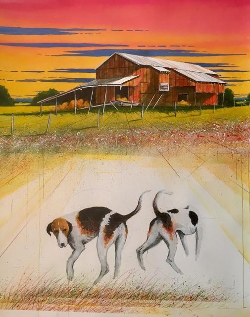 , 'Gin Dog - Matching Pair ,' , Greg Thompson Fine Art
