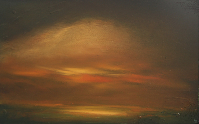 , 'Kawartha Dawn, Orange Sky,' 1988, Galerie de Bellefeuille