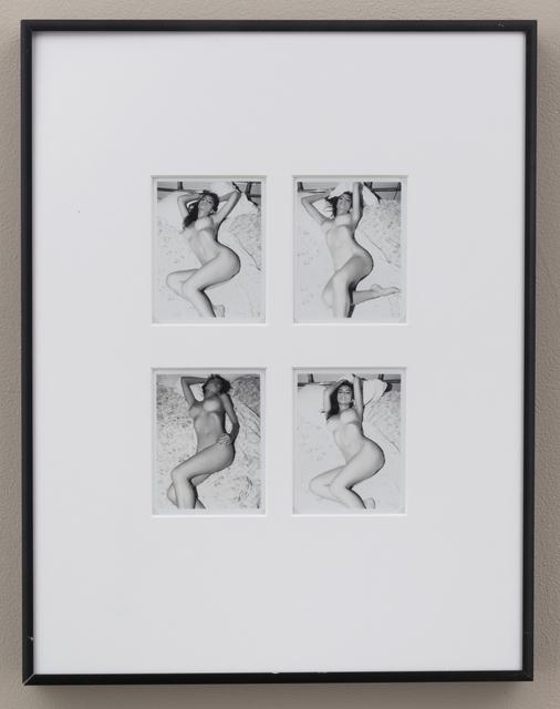 , 'Emily 8,' 2012, Castor Gallery
