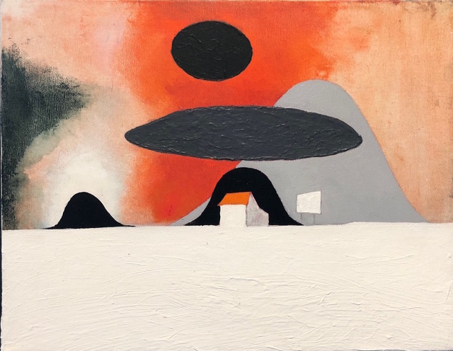 , 'Farm House,' 2018, Contemporary Art Matters