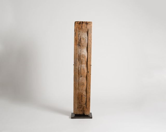 , 'A Piece of Wood,' 1976, Maison Gerard