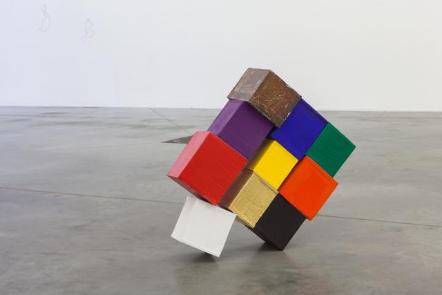 , 'Architectuur,' 2007, Tatjana Pieters