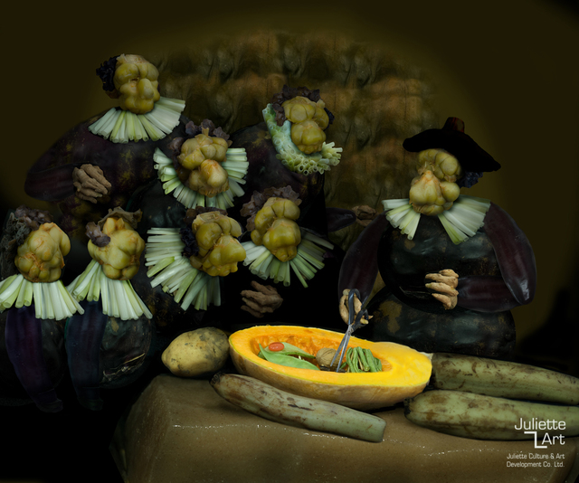 , 'The Anatomy Lesson of Dr. Pickled Cabbage ,' 2008, Juliette Culture and Art Development Co. Ltd.
