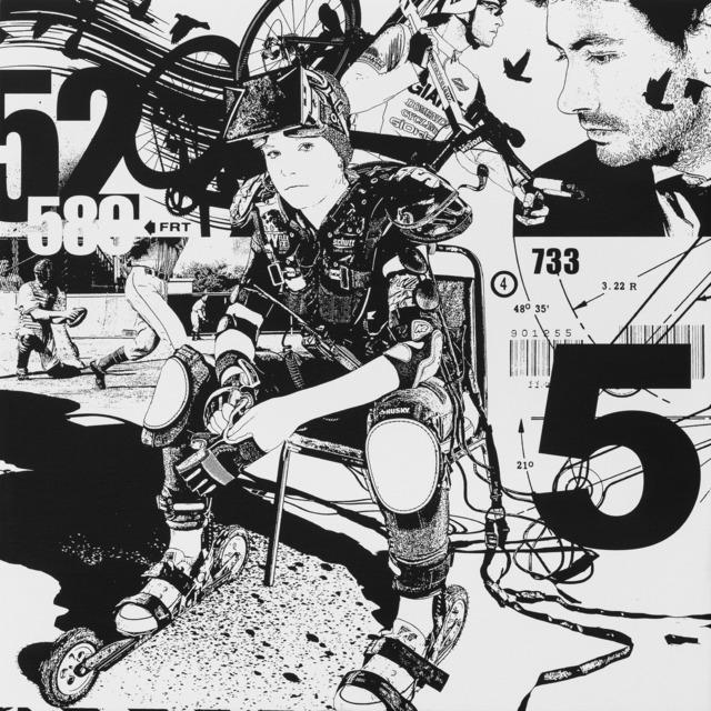 , 'WK29,' 2018, Underdogs Gallery
