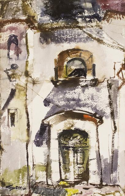, 'Oratorio de San Felipe Neri II,' 1961, Galería Nudo