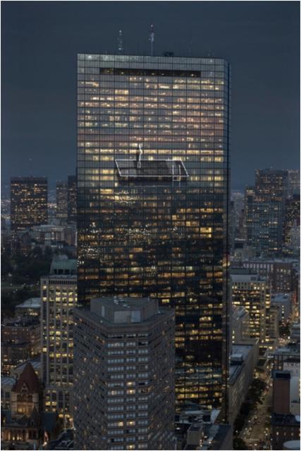 , 'Private Island, By night, Boston, USA, 2015,' 2015, Jeffrey Deitch