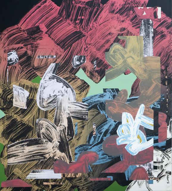 , 'Amalgame2,' 2018, Ruttkowski;68