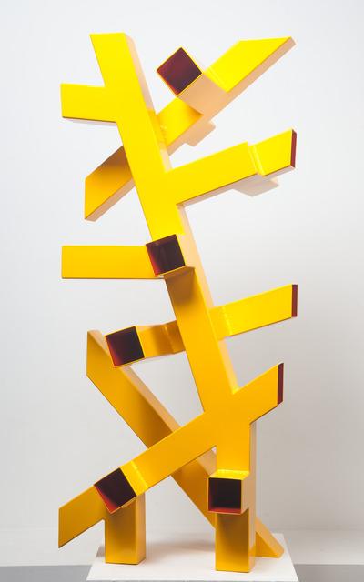 , 'Builtilt,' 2018, Cross Contemporary Art