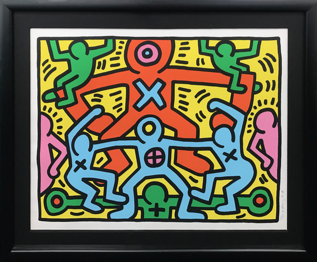 Keith Haring, 'UNTITLED', 1985, Gallery Art