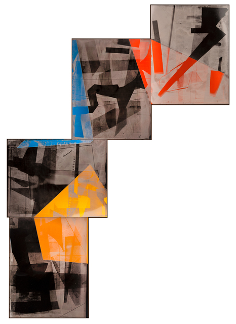 , 'Fermata #14,' 2018, Bartley + Company Art