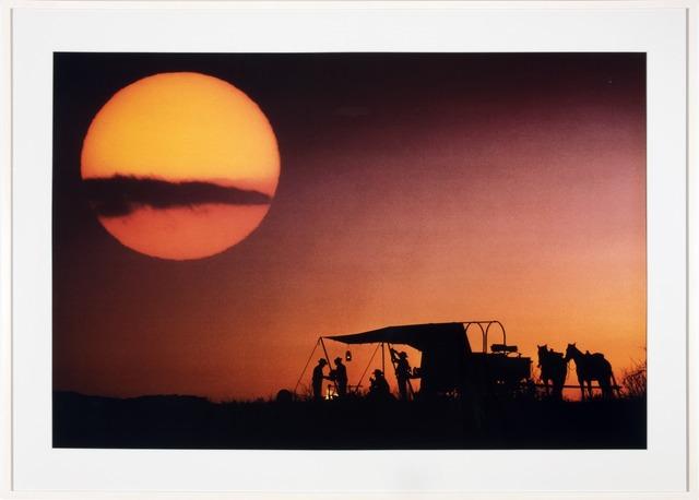 Richard Prince, 'Silhouette Cowboy,' 1998-1999, Gagosian