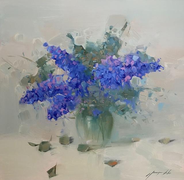 Vahe Yeremyan, 'Lilacs', 2019, Vayer Art