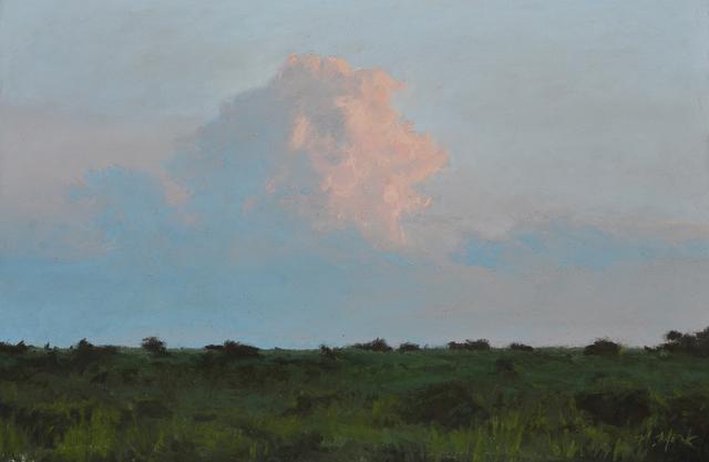 Mary Monk, 'Dusk Clouds', 2018, LeMieux Galleries