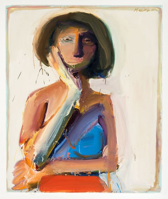 , 'Lisa V,' 1980, Allan Stone Projects