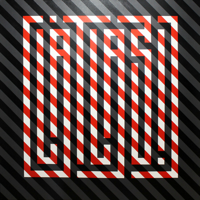 L'ATLAS, 'Signal N°2', 2019, Galerie Perahia