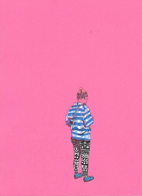 Yara Dewachter, 'Série Eu queria ser ela ', 2015, TramasGaleria de Arte