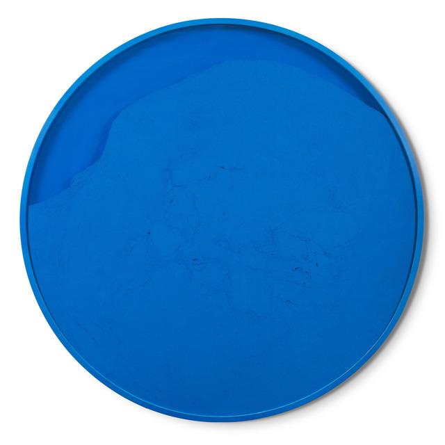 , 'Cercle Bleu Caeruleum,' 2013, RGR+ART