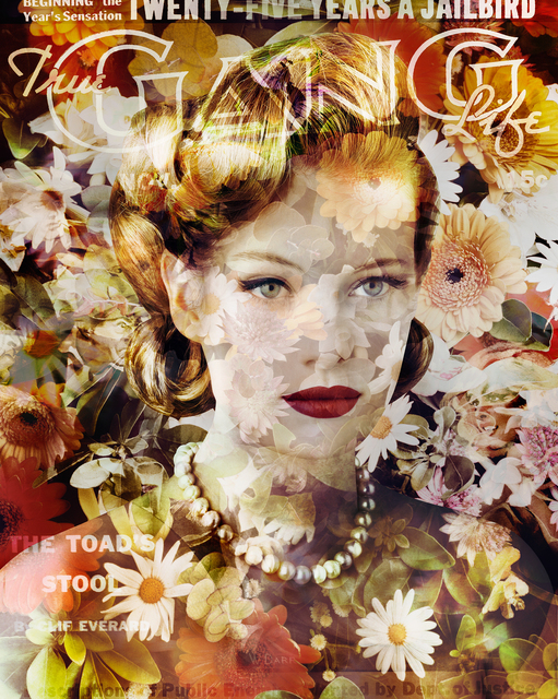 Valérie Belin, 'White Narcissus in Orange (Colour Wonder)', 2018, Huxley-Parlour