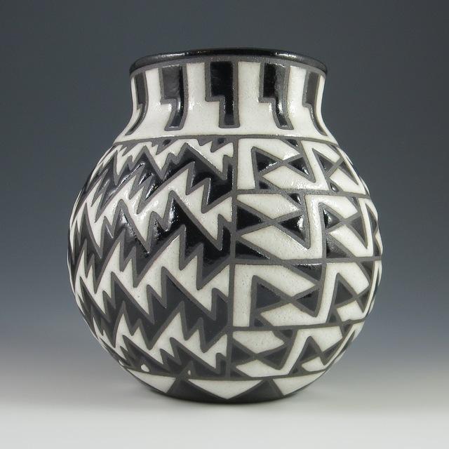 , 'Black and White,' 2018, Springfield Art Association