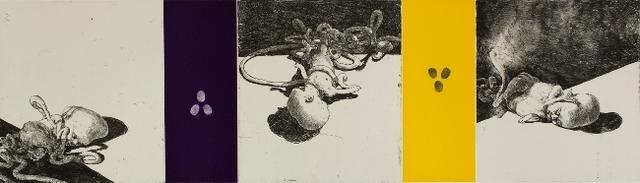 Michael Kvium, 'Sleepwalking Eyes', Kunstverket Galleri
