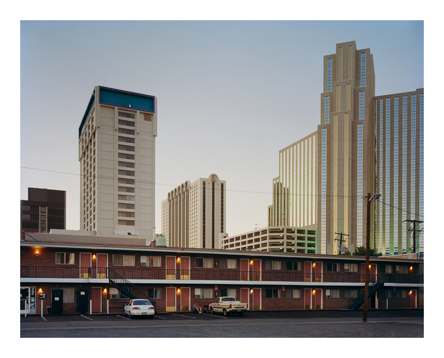 , 'Motel with Hotels,' , Pictura Gallery