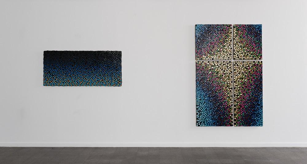 Robert Melee, installation view