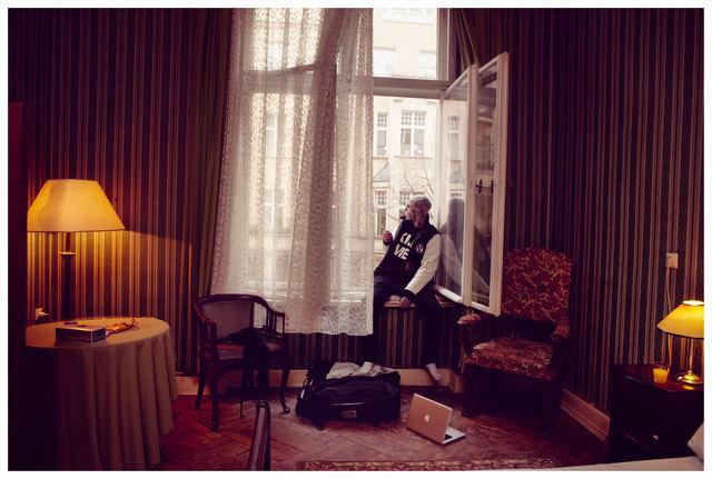 , 'Rick Genest: Hotel. ,' 2010, Almanaque