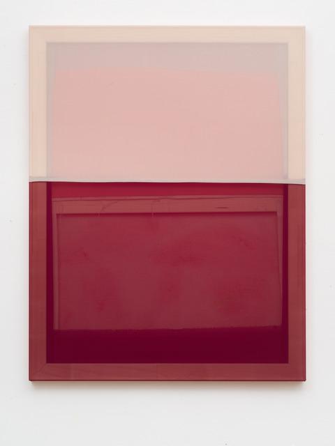 , 'Untitled (2018_003),' 2018, GALERIE ALBER