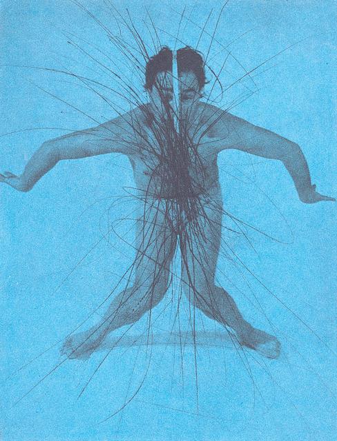 , 'Bode Pose I,' 1971-1975, Galerie Elisabeth & Klaus Thoman
