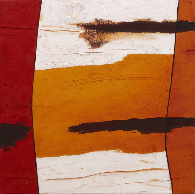 , 'Rockface Strata Kimberley 3,' 2013, Galerie Bhak