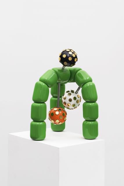 , 'Golden Virginia,' 2009, Galerie Mitterrand