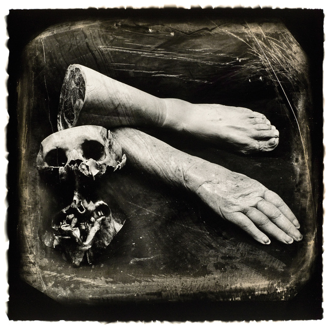 Joel-Peter Witkin, 'Poet, from a Collection of Relics and Ornaments', 1986, Etherton Gallery
