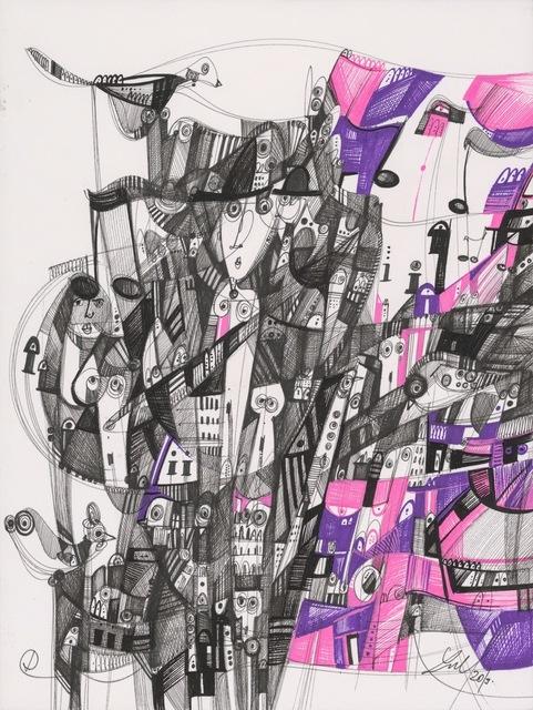 Luka Brase, 'Back Home', ca. 2019, E-Moderne Gallerie