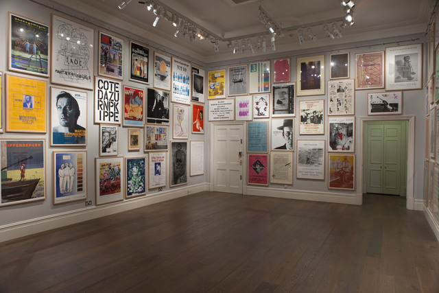 , '171 Posters & 180 Invitation cards,' 1977-1997, DICKINSON
