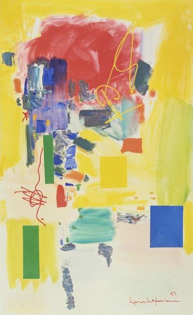 Hans Hofmann, 'Golden Splendor', 1957, ARS/Art Resource