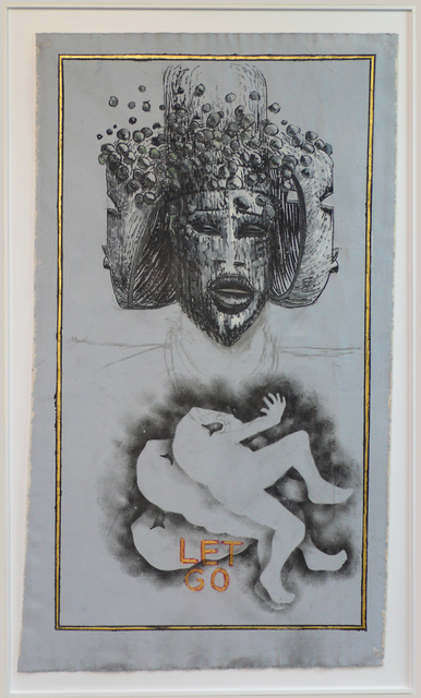 , 'Figurative Speech. Let Go #1,' 2012, Galerie Nathalie Obadia