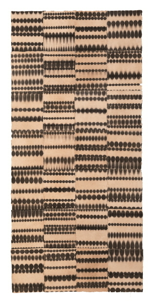 , 'Quilt 28,' 2003, Hakgojae Gallery
