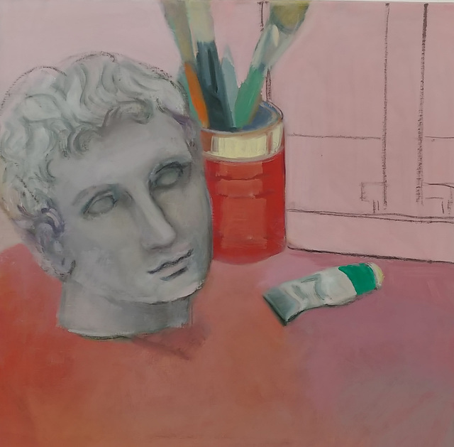 Judith Lambertson, 'David and Viridian', 2017, Bowery Gallery
