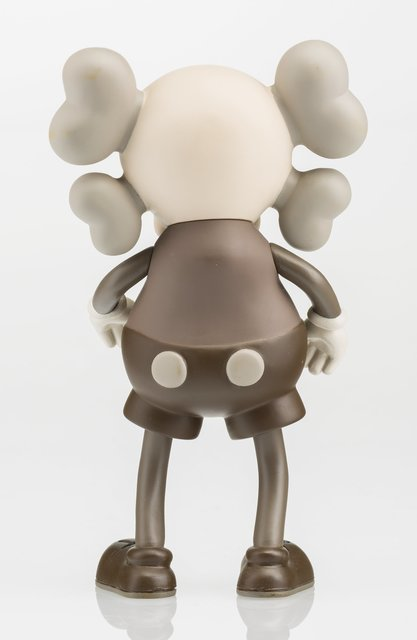KAWS, 'Companion (Brown)', 1999, Other, Painted cast vinyl, Heritage Auctions