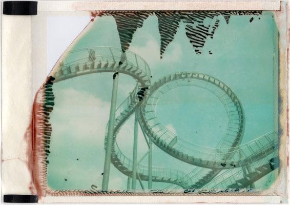 Julia Beyer, 'Like a Rollercoaster', 2014, Instantdreams