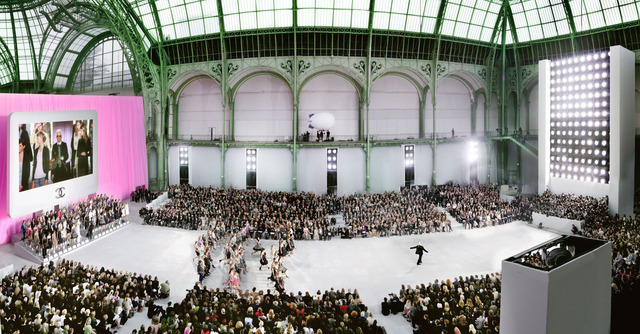 , 'Chanel, Karl at The Grand Palais,' 2006, Rosenbaum Contemporary