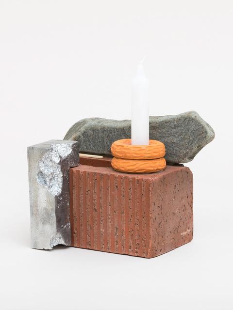 , 'Souvenir #138 - Brick Candle #4,' 2017, Fisher Parrish Gallery