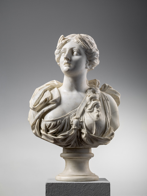 , 'VENUS - CERES - JUNO - BUST OF A GODDESS,' Venice-Second half of the 17th Century, Brun Fine Art