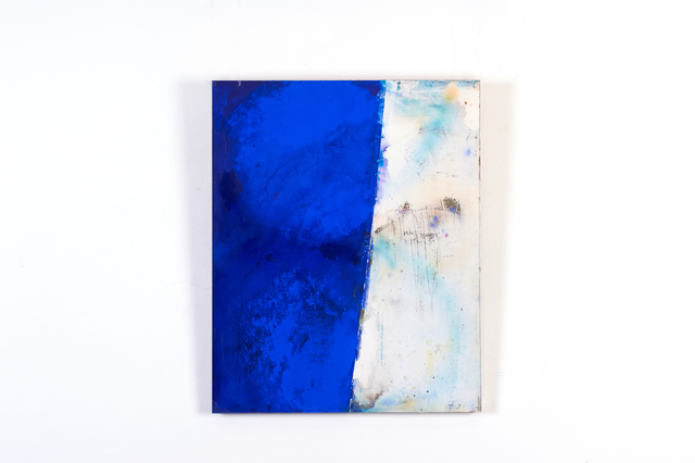 , 'An Anonym (blue & white),' 2012, H.ARTS COLLECTIVE