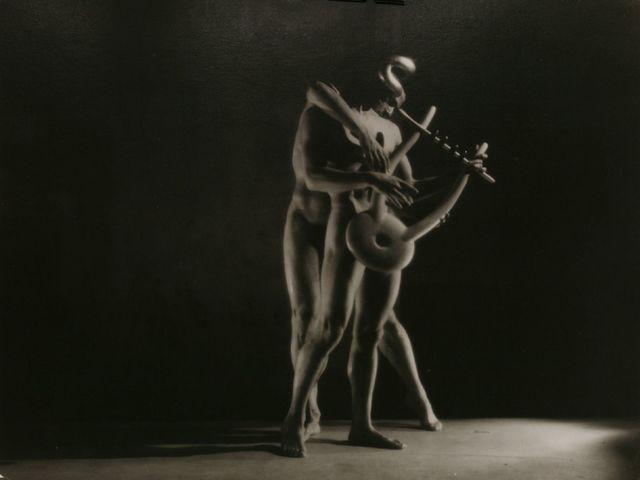 George Platt Lynes, 'STUDY FROM THE BALLET ORPHEUS', c.1950, Sworders
