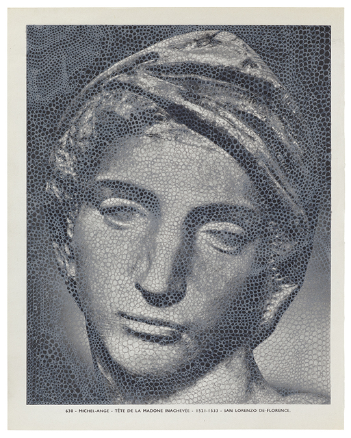 , 'MUSÉE IMAGINAIRE, Plate 630,' 2013, Karsten Schubert